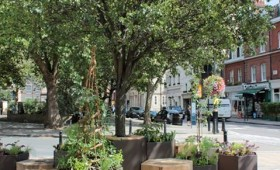 Daylesford Organic Pimlico Parklet